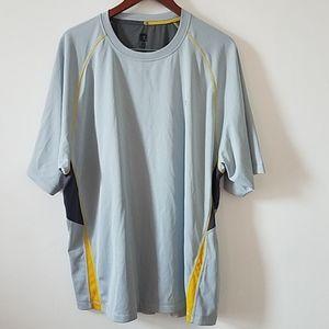 Champion short sleeve t-shirt, light gray, 2 XL